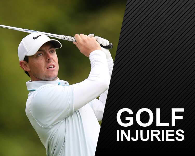 Golf Injuries: Overview